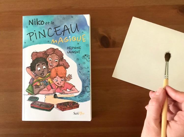 Niko et le pinceau magique